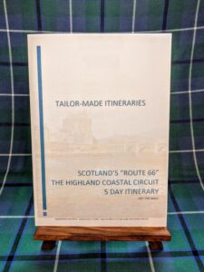 """Scotland's """"Route 66"""" - 5 Day Itinerary"""